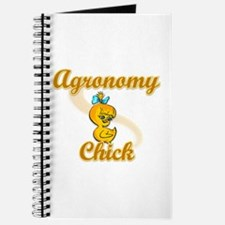 Agronomy Chick #2 Journal