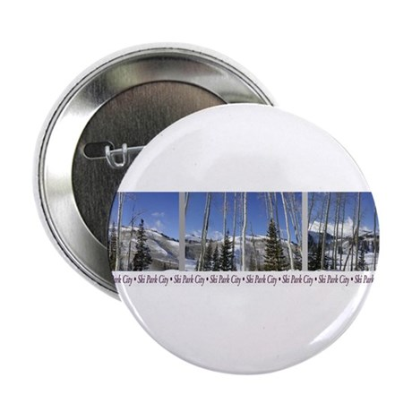 "Park City on top of Deer Vall 2.25"" Button (10 pac"