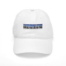 Park City on top of Deer Vall Baseball Cap