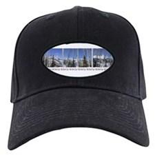 Park City on top of Deer Vall Baseball Hat