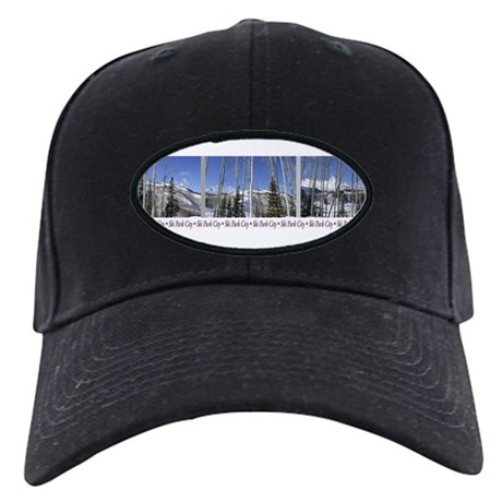 Park City on top of Deer Vall Black Cap