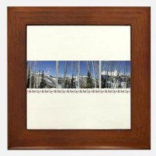Park City on top of Deer Vall Framed Tile