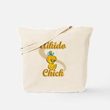 Aikido Chick #2 Tote Bag