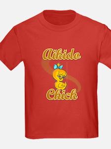 Aikido Chick #2 T