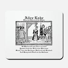Alice Memorial 3 Mousepad