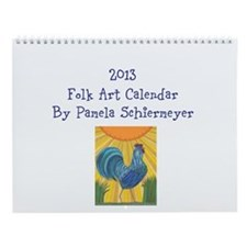 Cool Pamela Wall Calendar