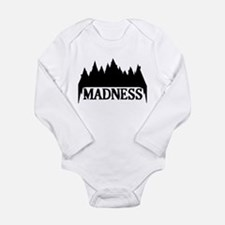 At The Mountains Of Madness Long Sleeve Infant Bod