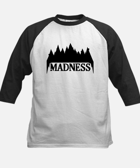 At The Mountains Of Madness Kids Baseball Jersey