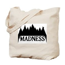 At The Mountains Of Madness Tote Bag
