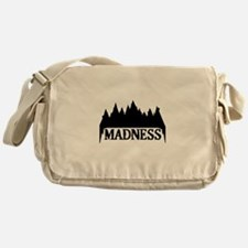 At The Mountains Of Madness Messenger Bag