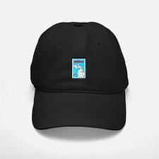 Michigan Map Greetings Baseball Hat