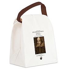 First Folio Canvas Lunch Bag