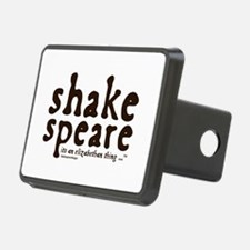Shakespeare Hitch Cover