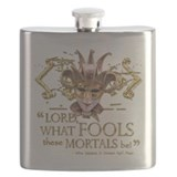 Shakespeare Flask Bottles