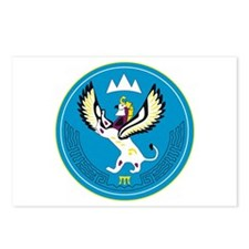 Altai Coat of Arms Postcards (Package of 8)