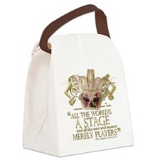 as you like it 2.png Canvas Lunch Bag