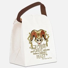 comedyoferrors-gold.png Canvas Lunch Bag