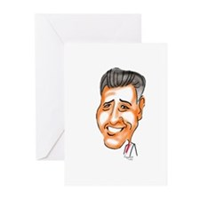 GoVeRnOr PeTeR ShUmLiN Greeting Cards (Pk of 10)