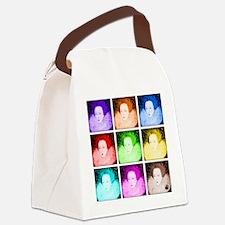 elizabeth-warhol.png Canvas Lunch Bag