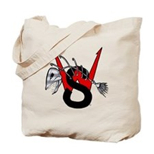 Shirt Logo Tote Bag