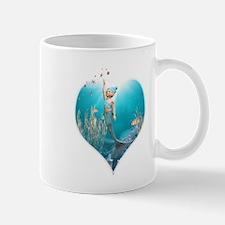 Cute Mermaid 1 Mug