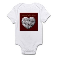 Classical Music Lover 4 Infant Creeper