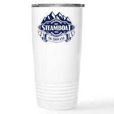 Steamboat Mountain Emblem Travel Mug