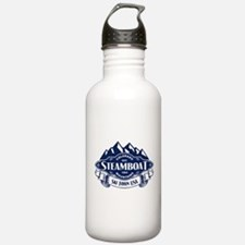 Steamboat Mountain Emblem Water Bottle