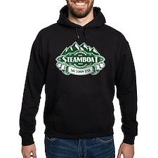Steamboat Mountain Emblem Hoodie