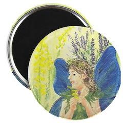 Fairy Girl Magnet