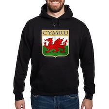 Wales Coat of Arms Hoodie