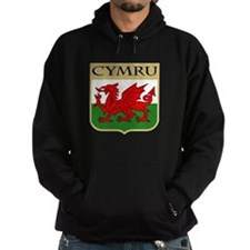 Wales Coat of Arms Hoody