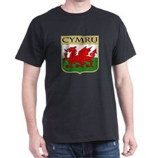 Wales Coat of Arms T-Shirt
