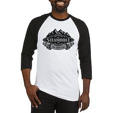 Steamboat Mountain Emblem Baseball Jersey