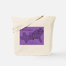 SlowNation Tote Bag
