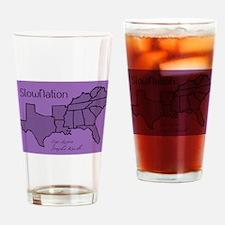 SlowNation Drinking Glass