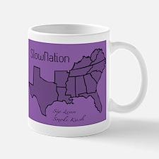 SlowNation Mug