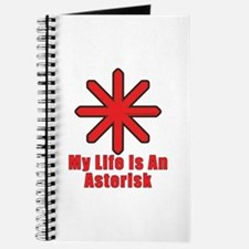 Life with an asterisk Journal