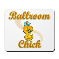 Ballroom Chick #2 Mousepad