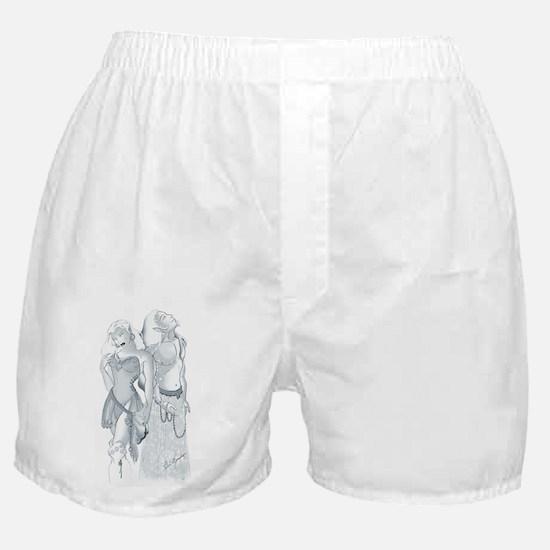 Elven Adventurers Boxer Shorts