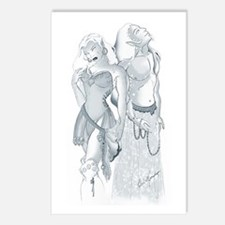 Elven Adventurers Postcards (Package of 8)