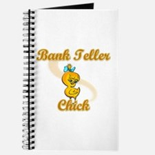 Bank Teller Chick #2 Journal