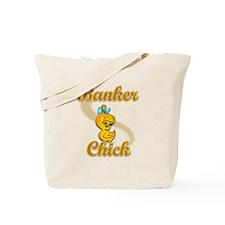 Banker Chick #2 Tote Bag