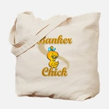 Banker Chick #2 Tote Bag
