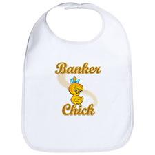 Banker Chick #2 Bib