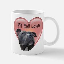Pit Bull Lover Mug