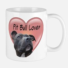 Pit Bull Lover Small Mugs
