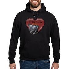 Pit Bull Lover Hoodie
