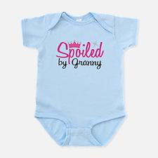 Spoiled By Granny Infant Bodysuit