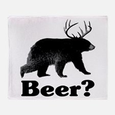 Beer? Throw Blanket